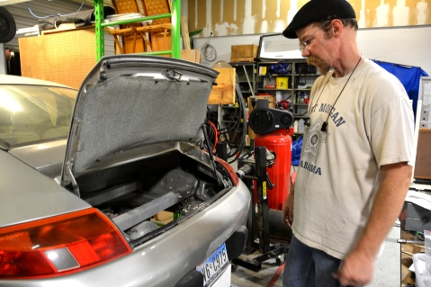 How to retrofit a classic car for electric