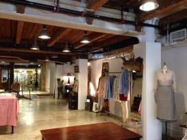 Our garage of wonders and dapper menswear