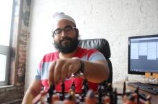 Designer, founder Teghvir Sethi