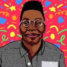 Reggie Smith Portrait